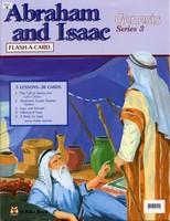 A beka Enoch, Noah and Babel Genesis Series 2 flash-a-card size 10x13 G 18(2-7TM