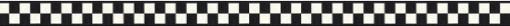 InDy checkered strip